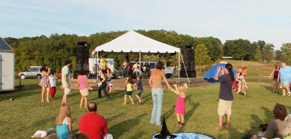 Pawpaw Festival 2009