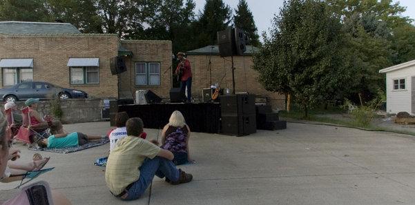 Stuart's Outdoor Concert
