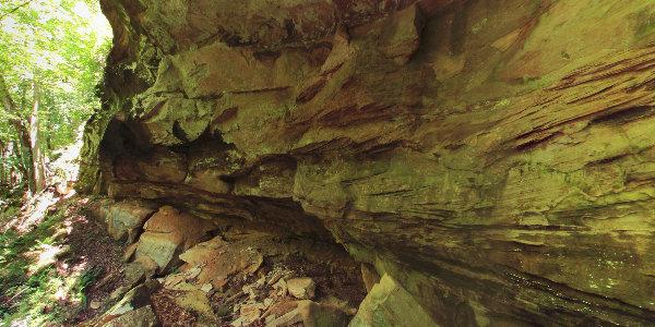 Amoretto Cave
